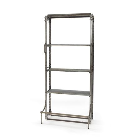 Single Warehouse Shelving