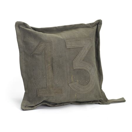 #13 Gypsy Pillow