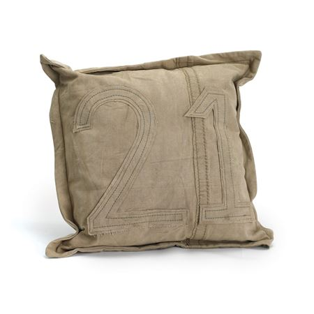 #21 Gypsy Pillow