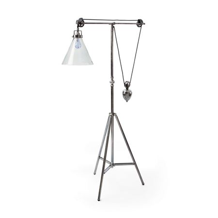 Weighted Floor Lamp