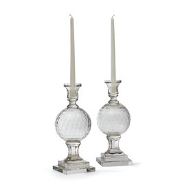 Honeycomb Candlesticks