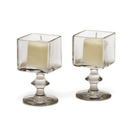 Grand Square Candle Holders