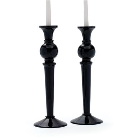 Pair Of Fab Candlesticks
