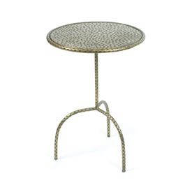 Hammered Sidetable