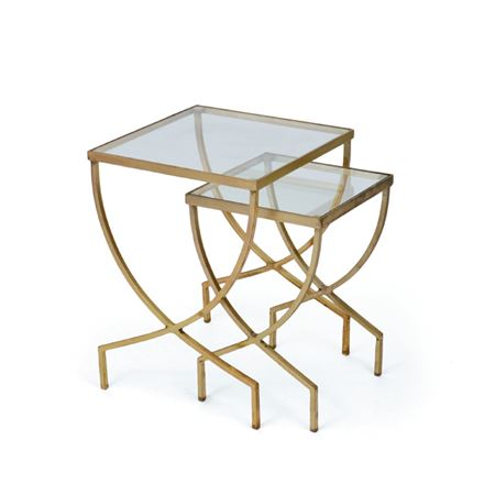 Set of Two Harvey Nesting Tables