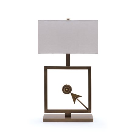 Flushing Table Lamp