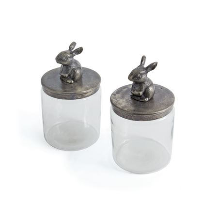 Pair of Cadburry Jars