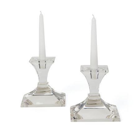 Pair of Monticello Candlesticks