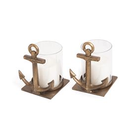 Pair of Castaway Votives