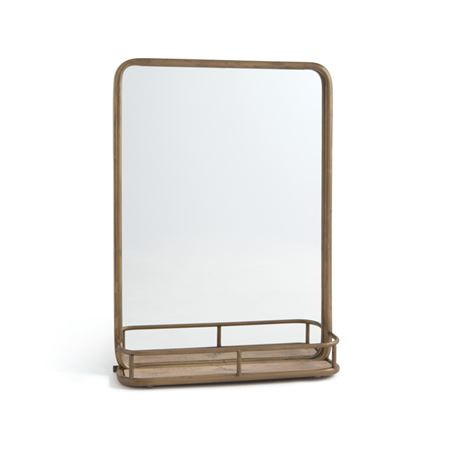 Windward Shelf Mirror