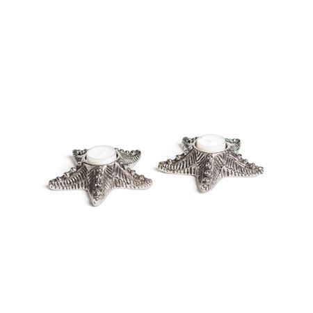 Pair of Starfish Votives