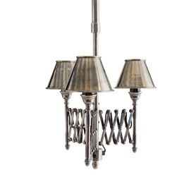 Leblanch Accordion Chandelier
