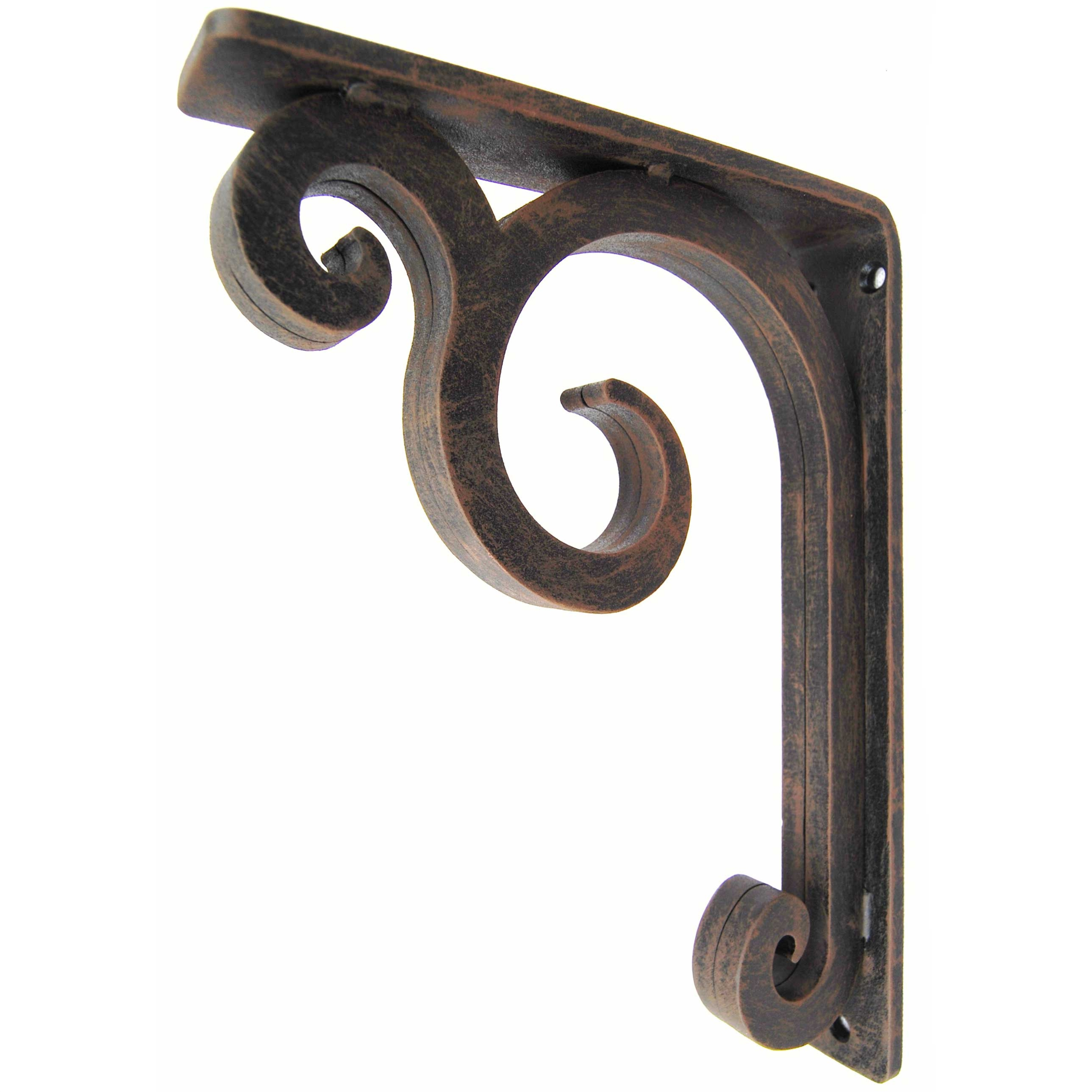 Wrought Iron Corbels & Brackets | Timeless Wrought Iron