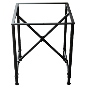 Wrought Iron Table Bases and Iron Table Legs