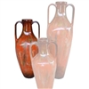Pictured here is the Greek Medium Ceramic Floor Urn from Mathews and Company