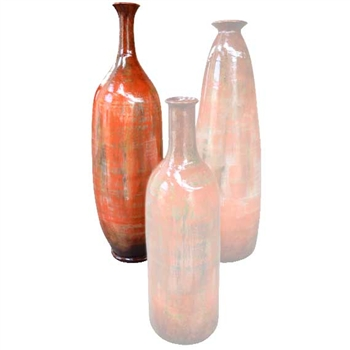Pictured here is the Slim Neck Ceramic Bottle from Mathews and Company