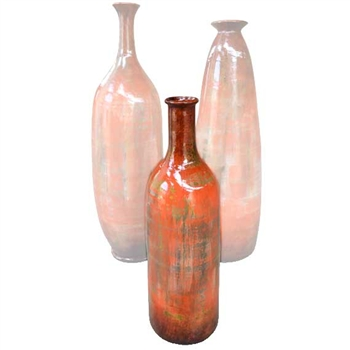 Pictured here is the Small Ceramic Bottle from Mathews and Company