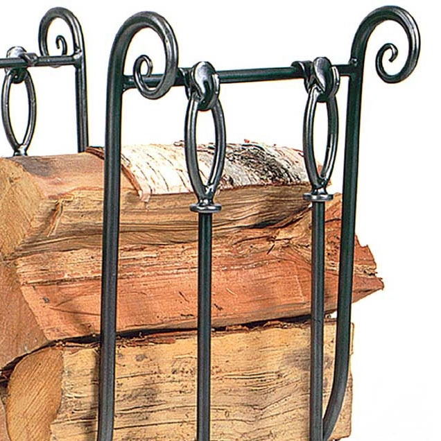 list price - Fireplace Wood Holder