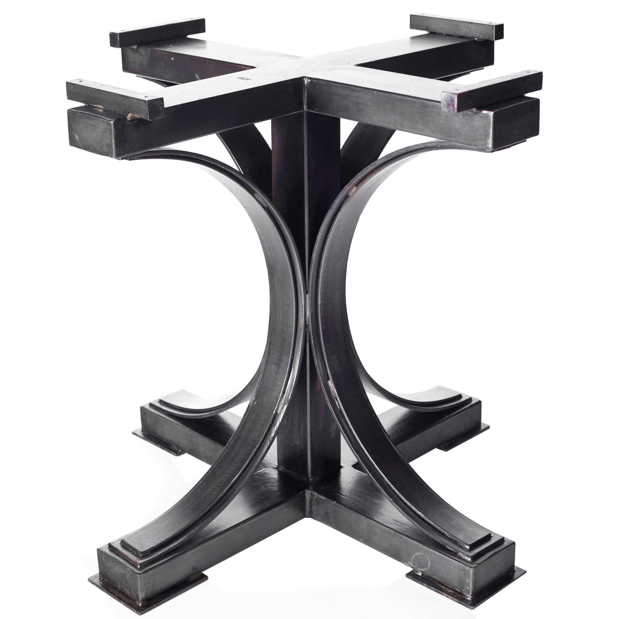 Picture of: Winston Iron Dining Table Base Only