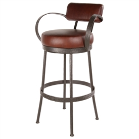 Remarkable Wrought Iron Bar Stools With Free Shipping 50 Styles Gamerscity Chair Design For Home Gamerscityorg