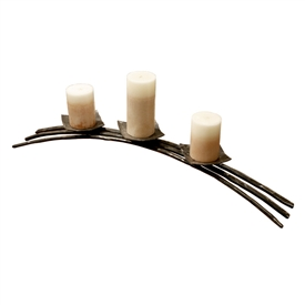 Studio Collection Triple Candle Arch