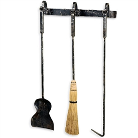 Buy Wrought Iron Fireplace Tools Online | Wrought Iron Fireplace ...