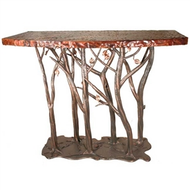Stupendous Wrought Iron Console Tables Sofa Tables Shop Online Gmtry Best Dining Table And Chair Ideas Images Gmtryco