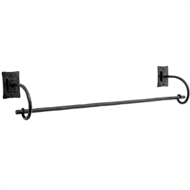 Sedona 24-inch Iron Towel Bar