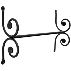 Waterbury 32-inch Iron Towel Bar