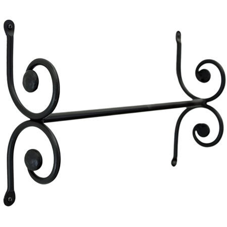 Waterbury 16-inch Iron Towel Bar