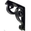 "Linley Wrought Iron Corbel | 2"" Wide"