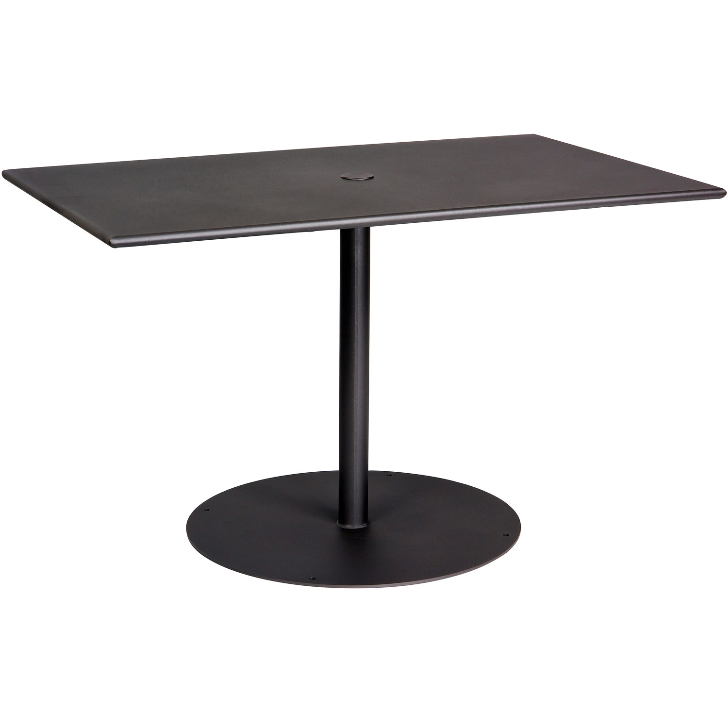 Buy The 48 X 30 Rectangle Iron Table For Your Outdoor Living Area Online