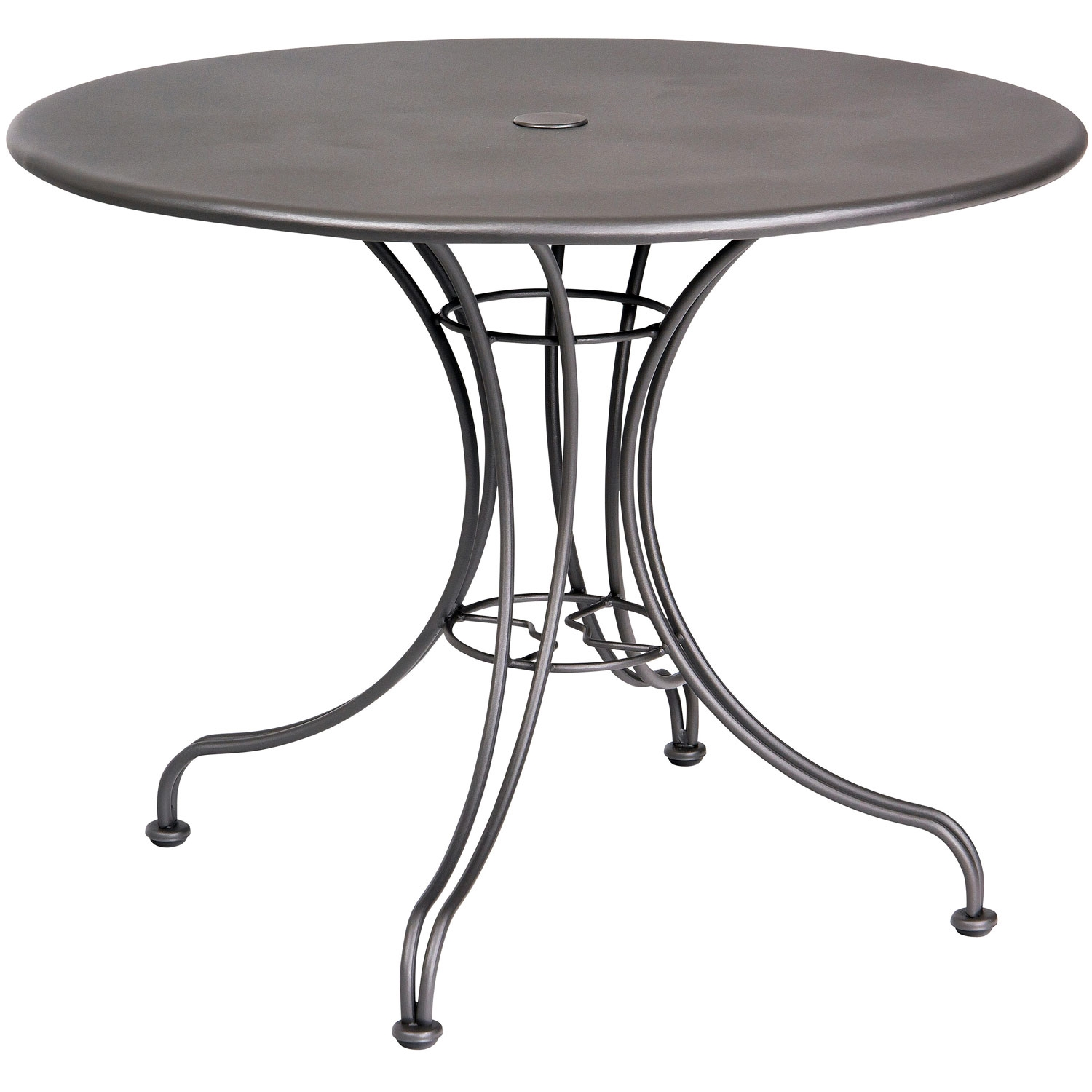 Buy The Solid Iron 36 Round Table For Your Outdoor Living Area Online