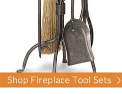Buy Wrought Iron Fireplace Tools Online Wrought Iron Fireplace