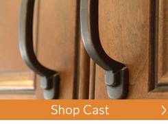 Cabinet Hardware Wrought Iron And