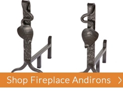 Shop from hundreds of wrought iron fireplace and hearth tools and tool sets