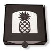 Wrought Iron Pineapple Napkin Holder (2-piece)