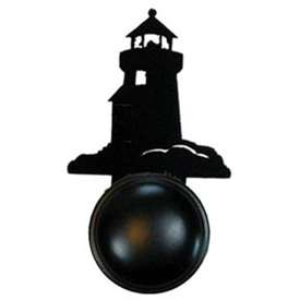 Wrought Iron Lighthouse Cabinet Knob