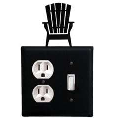 Wrought Iron Adirondack Chairs Outlet & Switch Cover