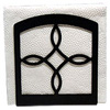 Wrought Iron Torrington Napkin Holder