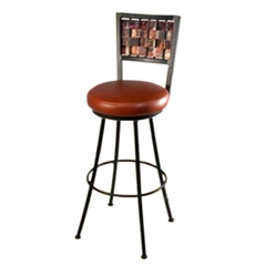 Rushton Round Counter Stool 25""