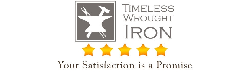 Read reviews about TiimelessWroughtIron.com