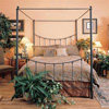 Knot Canopy Bed