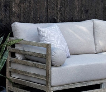 Outdoor Couch-Like Back Cushions