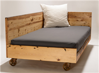 "The ""Isle of Palms"" Indoor/Outdoor Bed"