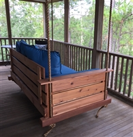 "The ""Midtown"" Swing Bed"