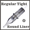 ELITE 3 Needle Cartridge Round Liner - Regular Tight - AC1203RLT
