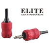 30mm ELITE Adjustable Disposable Cartridge Grips - Red