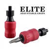 30MM ELITE Adjustable Disposble Cartridge Grips With Thread