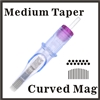 ELITE EVO Needle Cartridge Curved Magnum - Medium Taper, BC1205CMM